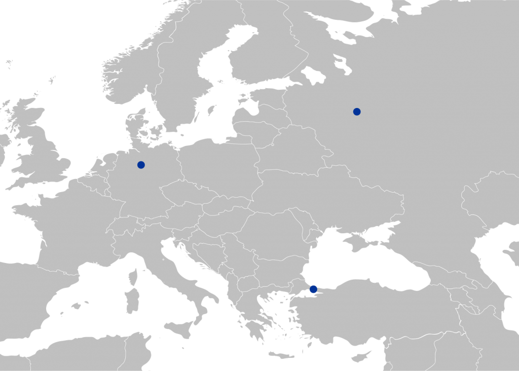 EMCC offices worldwide